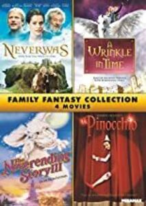 Family Fantasy Collection: 4 Movies