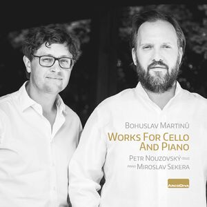 Works for Cello & Piano