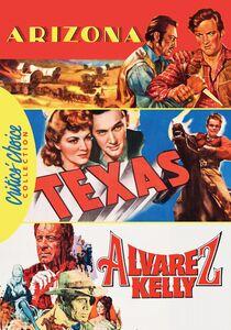William Holden Western Triple Feature