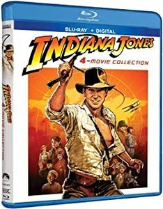 Indiana Jones 4-Movie Collection