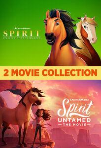 Spirit: 2-Movie Collection (Spirit/ Spirit: Untamed)