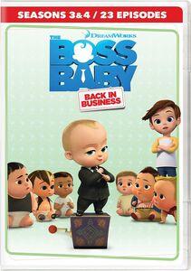 Boss Baby: Back In Bus Season 3-4