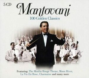 Mantovani - 100 Golden Classics [Import]