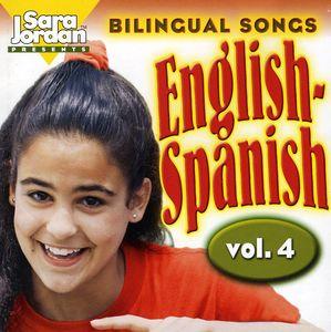 Bilingual Songs: English-Spanish 4