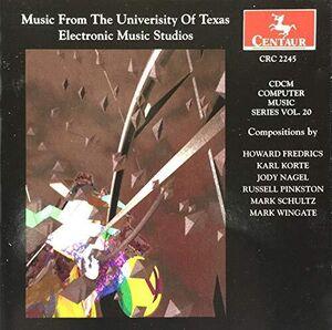 CDCM Computer Music Series 20 /  Various