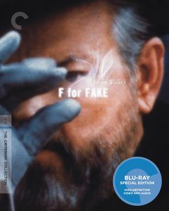 Criterion Collection: F for Fake
