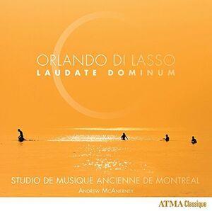 Orlando di Lasso: Laudate dominum