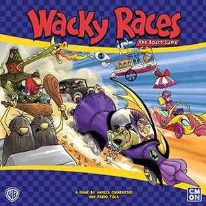 WACKY RACES: BOARD GAME