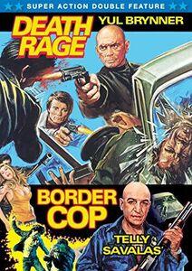 Death Rage (1976)/ Border Cop (1979)