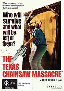The Texas Chain Saw Massacre [Import]