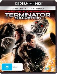 Terminator Salvation [All-Region/ 1080p] [Import]