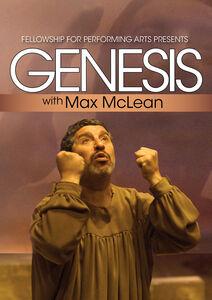 Genesis With Max Mclean
