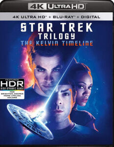 Star Trek Trilogy Collection