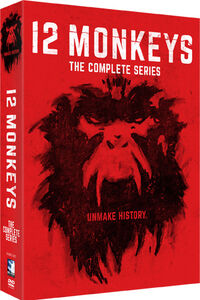 12 Monkeys: Complete Series