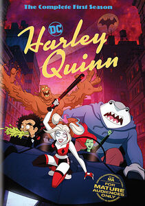 Harley Quinn: The Complete First Season (DC)