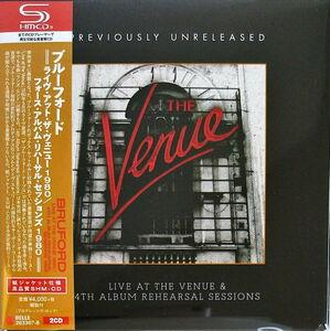 Live At The Venue 1980 /  4th Album Rehrehearsal Sessions 1980 (SHM-CD) [Import]