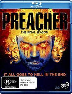 Preacher: The Final Season [Import]