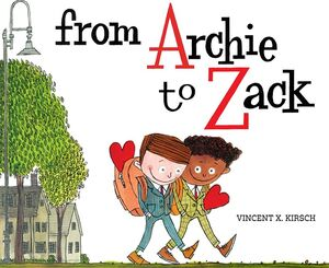 FROM ARCHIE TO ZACK