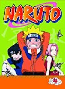Naruto: Volume 4