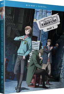 Case File N221: Kabukicho - Season One - Part Two
