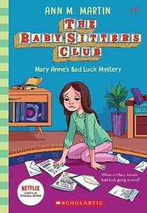 MARY ANNES BAD LUCK MYSTERY