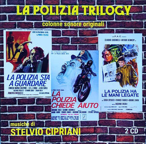 La Polizia Trilogy (Original Soundtracks) [Import]