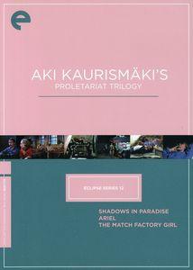 Criterion Collection: Aki Kaurismaki's Proletariat Trilogy [Widescreen] [Subtitled]