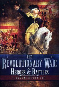 Revolutionary War: Heroes And Battles