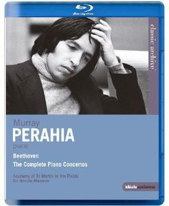 Murray Perahia: Comp Beethoven Piano Cto