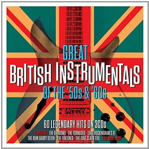 Great British Instrumentals [Import]