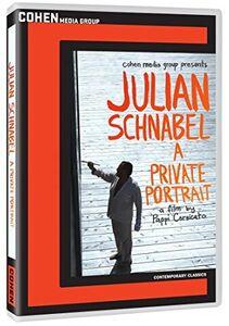 A Julian Schnabel: Private Portrait