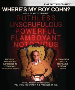Where's My Roy Cohn?