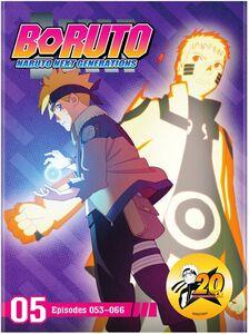Boruto: Naruto Next Generations Set 5