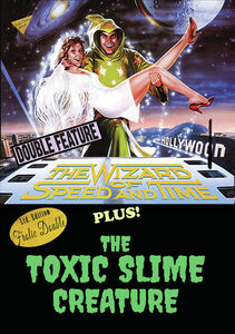 The Wizard Of Speed And Time/ The Toxic Slime Creature