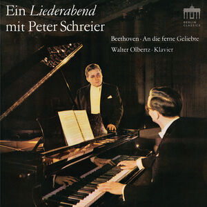 Ein Liederabend Mit Peter SCHR