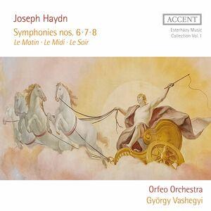 Symphonies 6-8