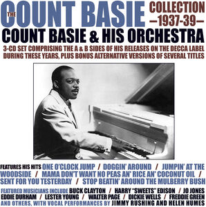 The Count Basie Collection 1937-39
