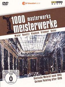 1000 Mw: Deutsche Malerei Nach 1945 /  German Painting After 1945