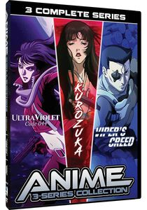 Anime 3 Series Collection