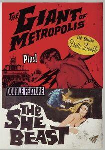 Giant Of Metropolis/ The She Beast