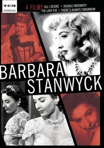 TCM Showcase: Barbara Stanwyck