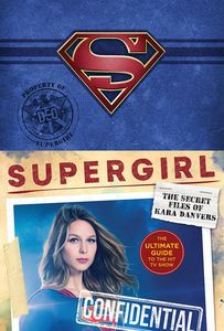 SUPERGIRL THE SECRET FILES OF KARA DANVERS