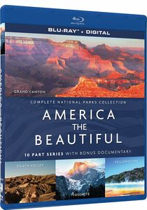 National Parks Collection: America The Beautiful