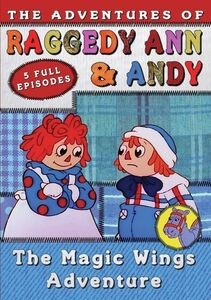Raggedy Ann And Andy: Magic Wings Adventure