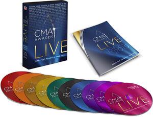 CMA Awards Live: Greatest Moments: 1968-2015