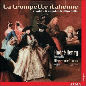 Trompette Italienne: Italian Trumpet & Organ Music