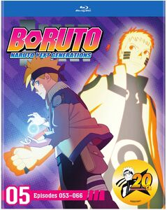 Boruto: Naruto Next Generations Set 5
