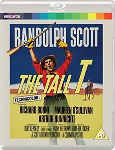 The Tall T [Import]