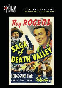 Saga Of Death Valley