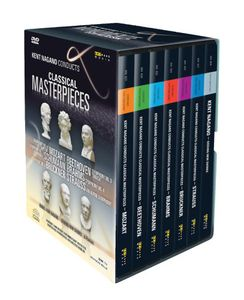 Kent Nagano Conducts Masterpieces (Complete Edt)